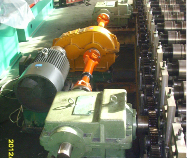 main roll forming machine 2