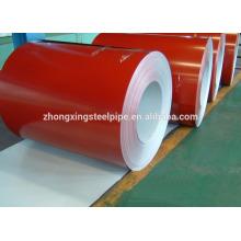 Bobina de acero de PPGI/Prepainted galvanizado acero bobina