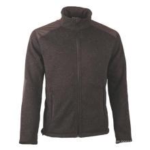 JERSEY HEATHER fleece Jacket