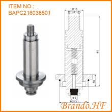 Tubo agua solar calentador válvula émbolo solenoide