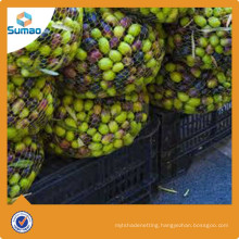 100% virgin new HDPE net for Olive tree/Olive netting from Changzhou Sumao