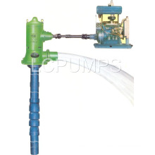 SJB Diesel Driver Deep Well Pump
