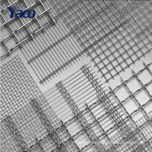 Alibaba copper crimped screen mesh with IOS9001 2008