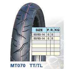 Neumático de la motocicleta 80/80-14 80/90-14