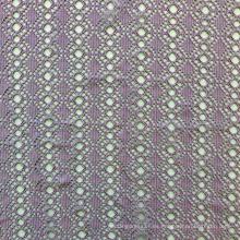 Tela de encaje para vestidos de novia nigerianos 150CM