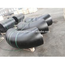 A234 WPB Kohlenstoffstahl Nahtlose Rohrverschraubungen Winkelstück