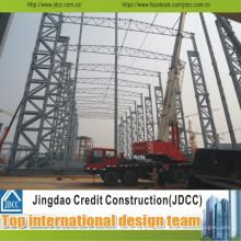 Einfacher Transport und Installation, neue moderne Stahlkonstruktionen