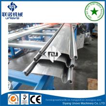 Metal obturador tira frío laminado máquina