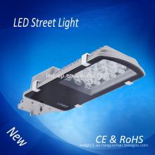 Al aire libre ip65 bridgelux solar llevó calle luz cob luz de calle precio