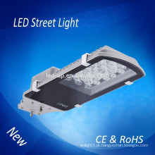 Ao ar livre ip65 bridgelux solar led rua luz cob rua preço leve