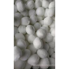 Металообрабатывающее фильтра воды шарика волокна в Китае завод
