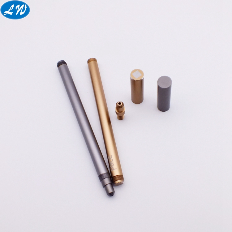 aluminum pen parts