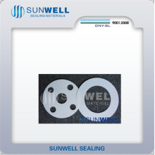 Pure PTFE Gasket Thermal Insulation Seal Ring