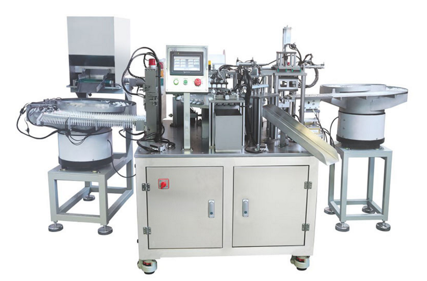 IV Set Manufacturing Machine