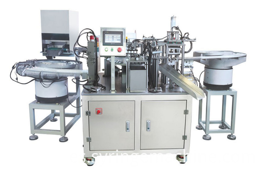 Spike Needle Assembly Machine
