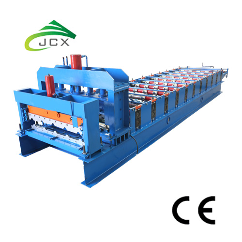 Sheet Metal Roofing Roll Forming Machines