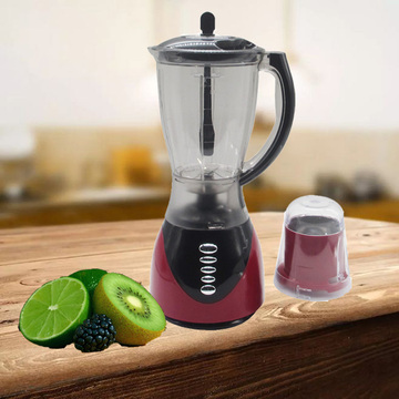 Blender smoothie elektrik dan mesin juicer