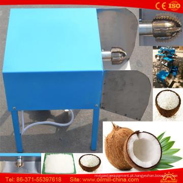 Máquina de carne elétrica de coco Coco aparando Grinder Grinder de corte