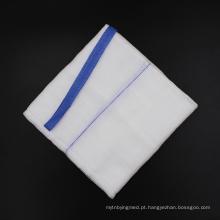 Esponja descartável pré-lavada de alta qualidade para colo de gaze sugical