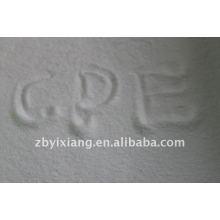 Agentes auxiliares de plástico / borracha de CPE químico 135