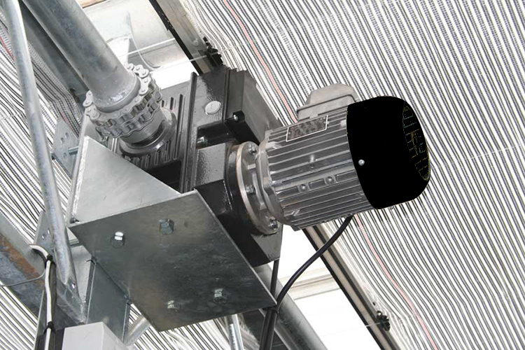 Motor for Ventilation