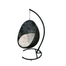 Balançoire extérieure chaise de rotin hamac moderne