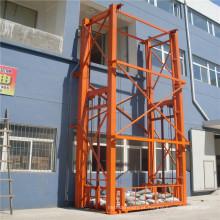 Plataforma hidráulica do elevador do trilho de guia de Sjd