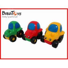 Lovely free wheel sex cartoon girl car toys