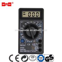 DT830D цифровой мультиметр DT832 с зуммером 9В