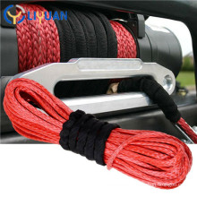 Heavy duty towing winch rope