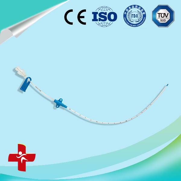 Single lumen venous catheter kit