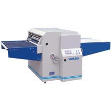 WD-Nhg600 фьюзинга машина для склеивания накладки и видом Clothesindustry.