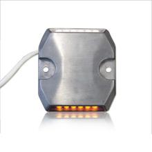 DC12V ou 24V LED parafuso prisioneiro de estrada de alumínio com fio