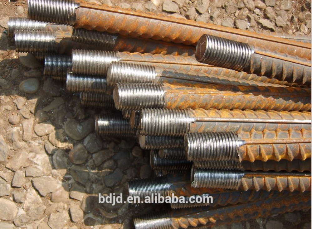 Parallell Rebar Rib Peeling And Thread Rolling Machines