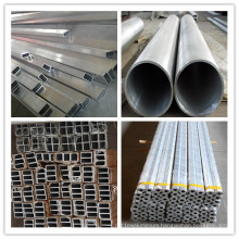 Extruded Aluminum Tube 6061, 6063, 6082, 6005