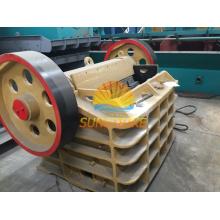 Equipo de minería Máquina trituradora de piedra, trituradoras de mandíbula
