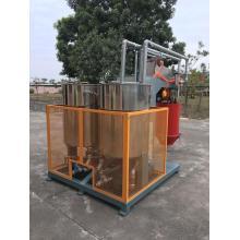 Auto batch foaming machine equipment
