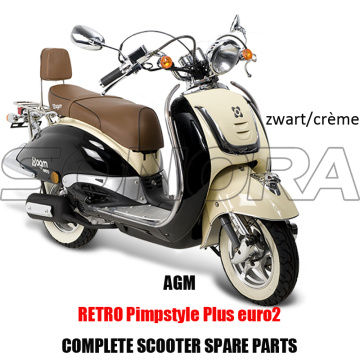 AGM+RETRO+PIMSTYLE+PLUS+SCOOTER+BODY+KIT+ENGINE+PARTS+COMPLETE+SCOOTER+SPARE+PARTS+ORIGINAL+SPARE+PARTS