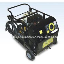 Limpador de alta pressão da água quente da gasolina (PCM-250H)