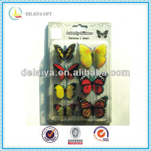 Мода и высокое качество 3D наклейки для бабочка