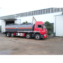 FAW 8x4 Tanker Truck/ oil tanker for transportation