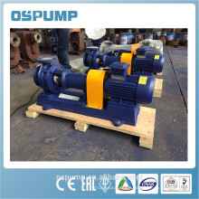 IHF Chemical pumps purification plant