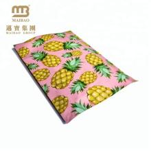 5 Estrelas comentário Coax-abacaxi Design Tear-proof personalizado 10X13 Gold Poly Mailers Envelopes