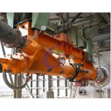 Ротационная печь для металлургии нового типа