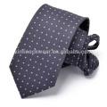 Perfect Knot 100% Handmade Polyester Men Zipper Necktie