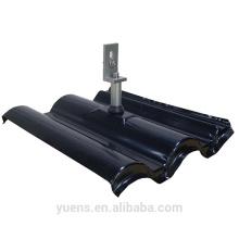 Systèmes de montage de toiture à tuile clignotante
