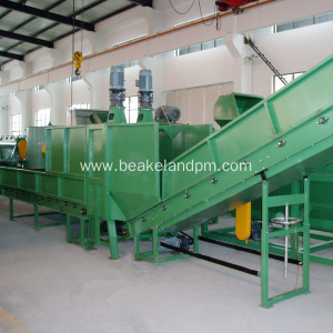 High quality pet bottle debaler