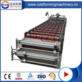 Aluminium Double Layer Roof Panels Forming Machine