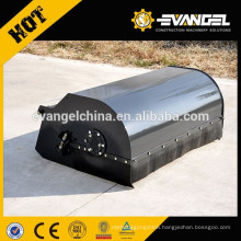 skid steer loader mini loader Angle broom for skid steer loader