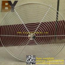 Cubierta del protector del ventilador del acero inoxidable